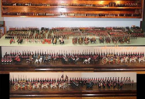 toy soldiers collections