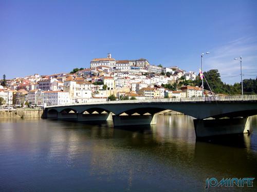 Ponte Santa Clara em Coimbra [en] Santa Clara bridge in Coimbra, Portugal