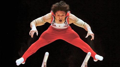 Kohei Uchimura/MATTHIAS SCHRADER