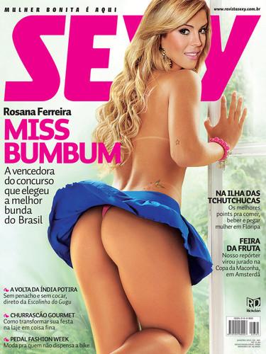 Rosana Ferreira capa
