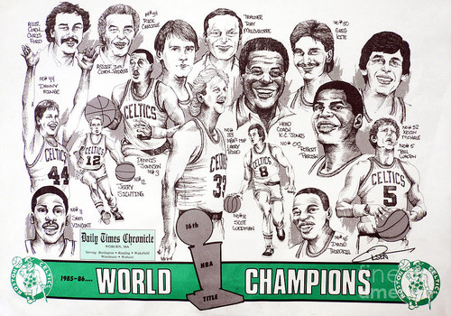 1986-boston-celtics-championship-newspaper-poster-