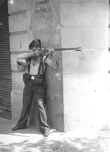 Barcelona, 19 July 1936. Agustí Centelles. Nation