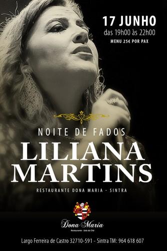 Noite Fados - Restaurante Dona Maria (Sintra) - 20