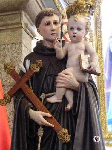 Missa - Procissão Stº António em Loriga !!! 024