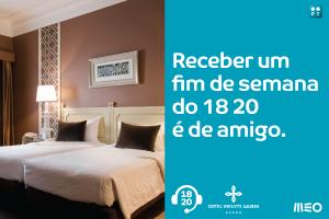 passatempo 1820 - Hotel Infante Sagres