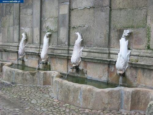 Fonte do Martinho, Castelo de Vide