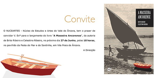 convite MASSEIRA