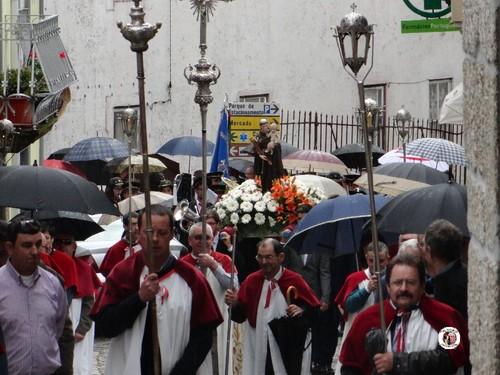 Missa - Procissão Stº António em Loriga !!! 062