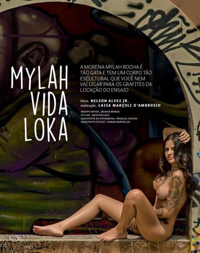 Mylah Rocha