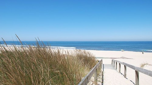 Praia da Tocha em Cantanhede
