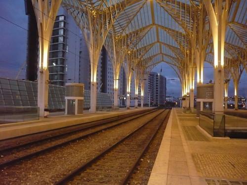 Gare Oriente 7HorasAM