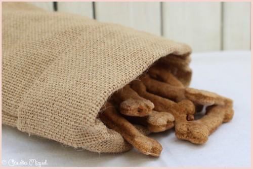 Biscoitos cão
