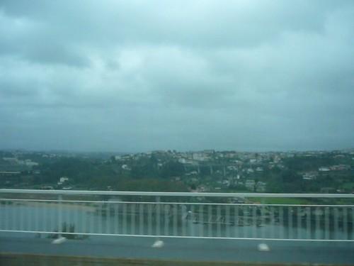 Passando o Douro