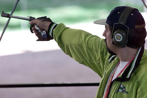 João Costa,atirador português