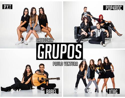 Grupos Factor X