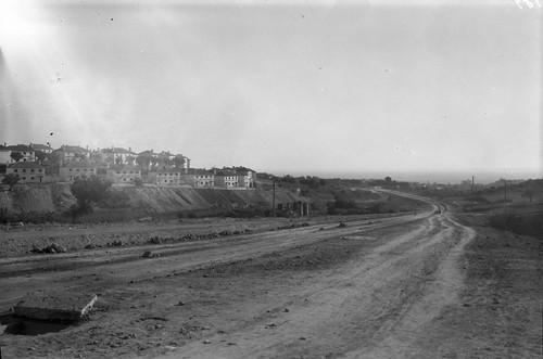 Abertura da rua de acesso ao Aeroporto 1941.jpg