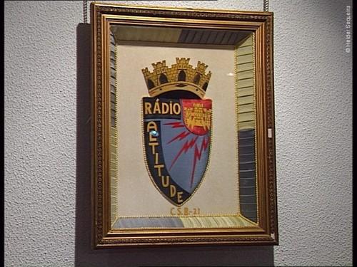 Rádio Altitude - símbolo da primeiras décadas -