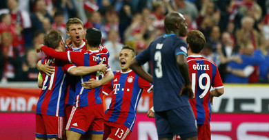 Bayern vs Porto 21Abr2015 a.jpg