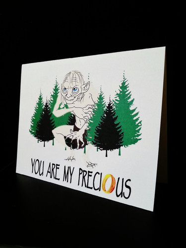 Lord-of-the-Rings-funny-Gollum-card-by-PiranhaPrin