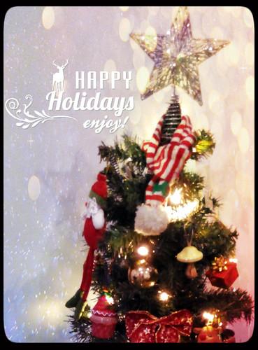 A melhor e mais feia árvore de Natal - Maria das Palavras