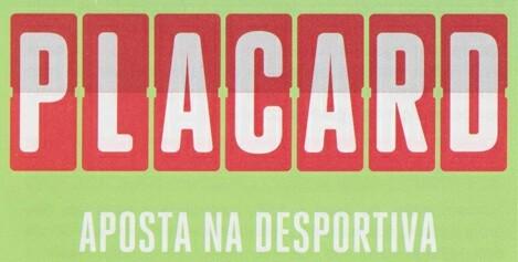 Placard - Aposta na Desportiva