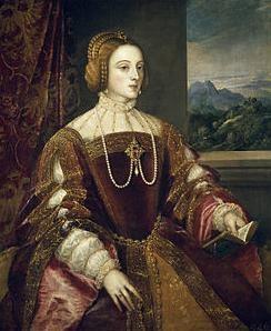 Isabel de Portugal por Ticiano..JPG