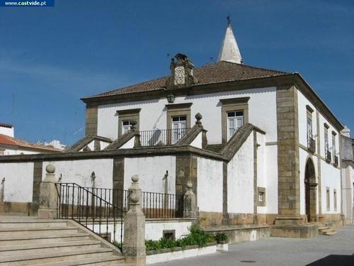 Edifício Paços do Concelho, Castelo de Vide