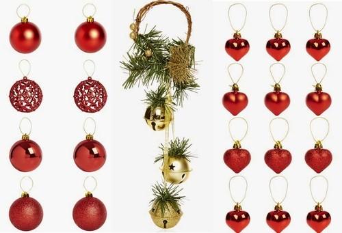 Primark Sugestões de Decorações de Natal 2014 4