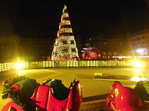 Árvore de Natal Praça do Comércio 6.JPG