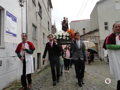 Missa - Procissão Stº António em Loriga !!! 070