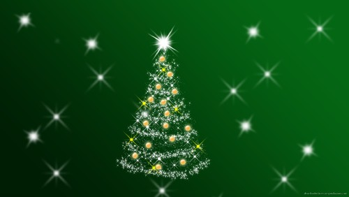 green-christmas-background-with-tree-and-stars[1].