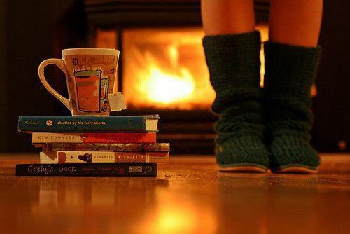 books-cup-fireplace-slippers-tea-Favim.com-309150.