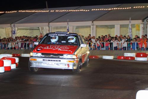 Jorge Sousa no Motor Show de 2012...