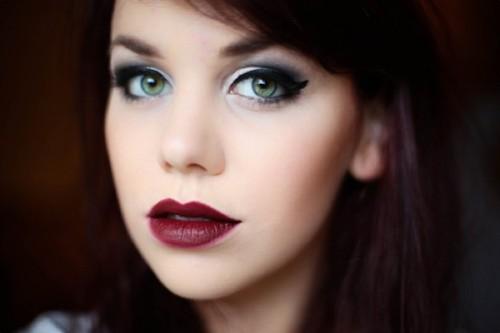 maquiagem-de-noiva-batom-vinho-vermelho-plum-para-