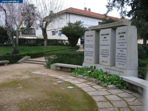 Jardim Garcia d´Orta, Castelo de Vide