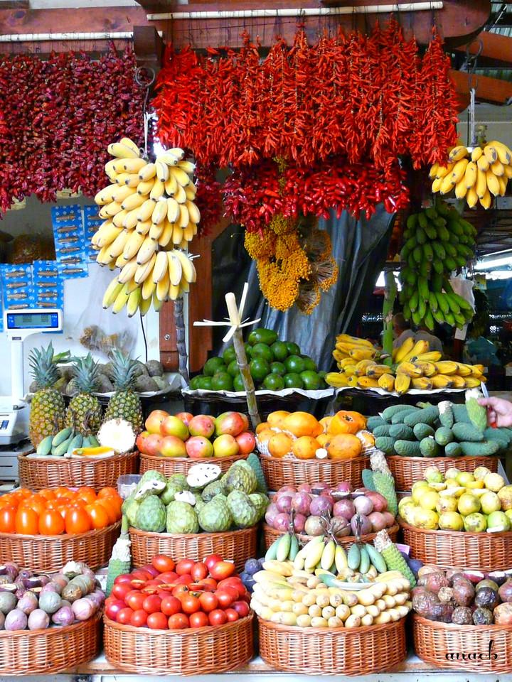 ao acaso #29 Mercados dos Lavradores, Funchal, Mad