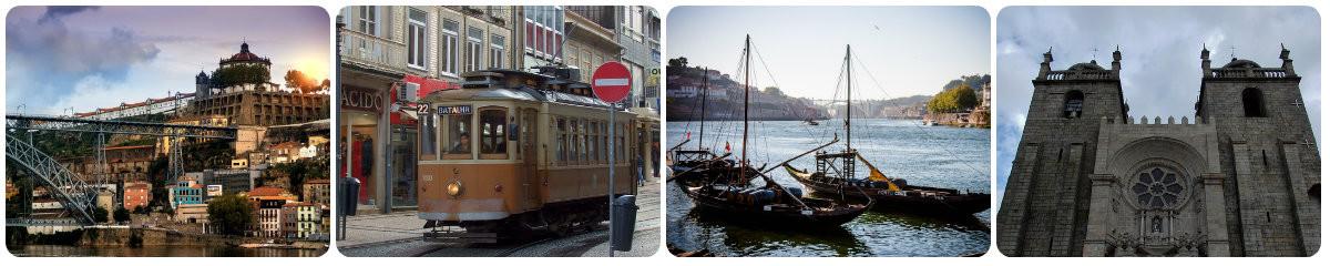 Porto (imagens Pixabay)