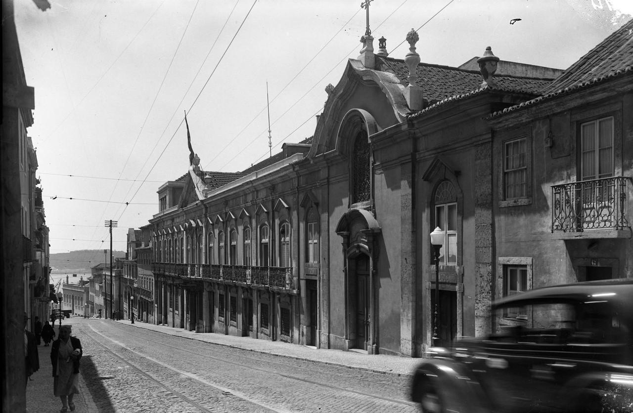 Palácio dos Viscondes de Porto Covo da Bandeira e