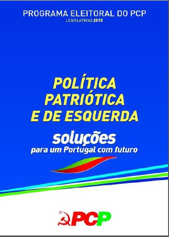 Programa Eleitoral 2015