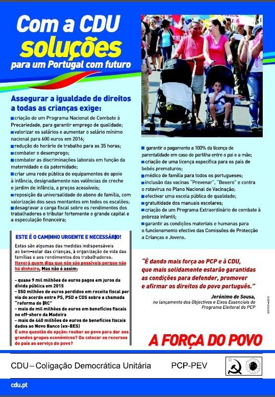 Folheto Crianças1 2015