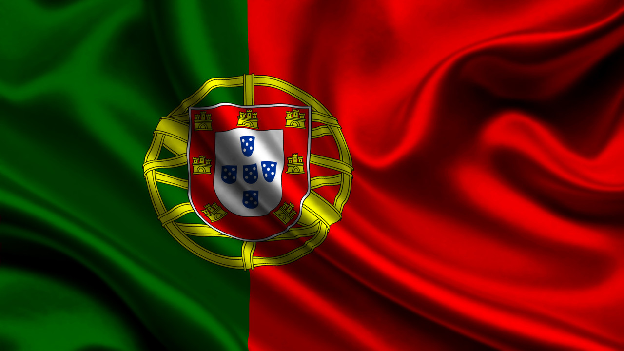Resultado de imagem para bandeira portuguesa