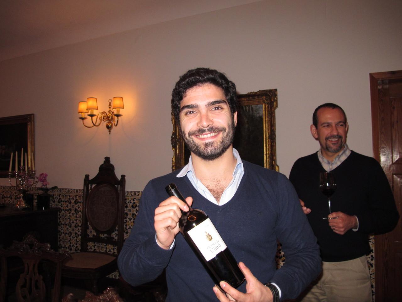 Pedro O. Silva Reis... e o Celebration... em Cidrô