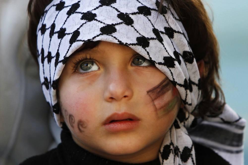 Palestina - Rostos de Mulheres