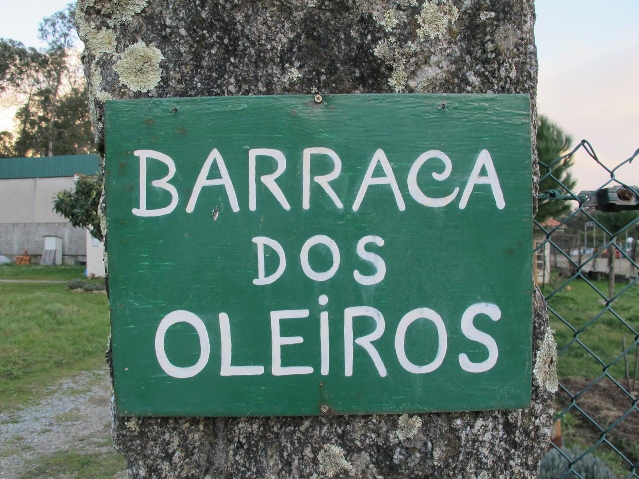 Barraca dos Oleiros