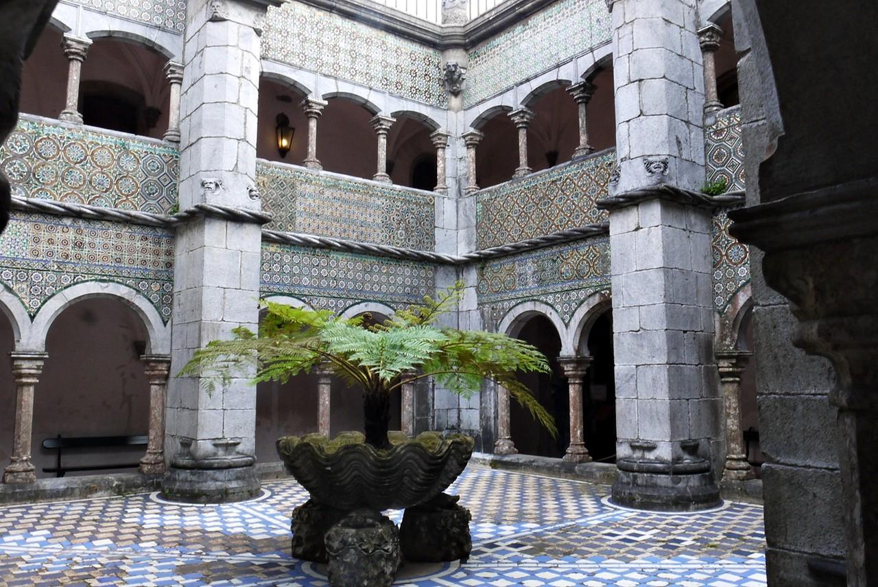 Interior Palácio da Pena.JPG