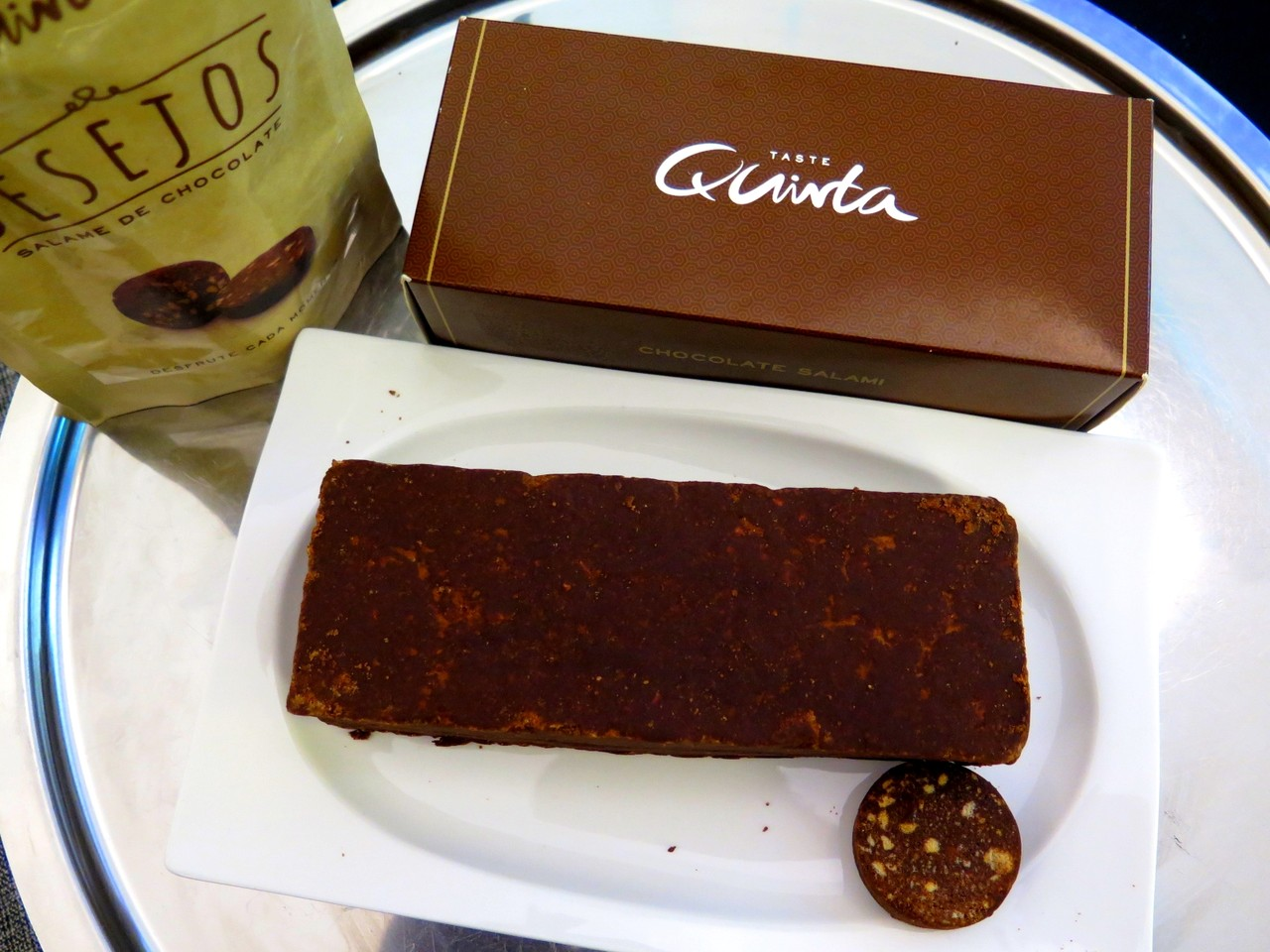 Salame de chocolate Taste Quinta