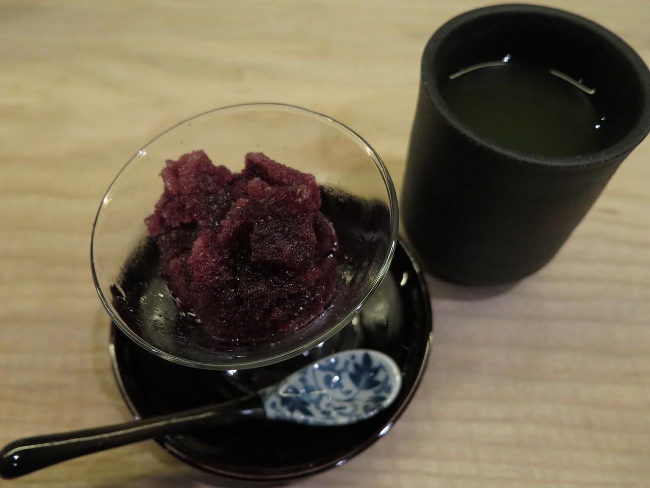 granizado... e chá