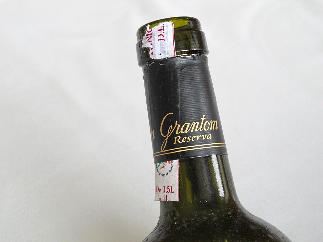 Grantom tinto 2001