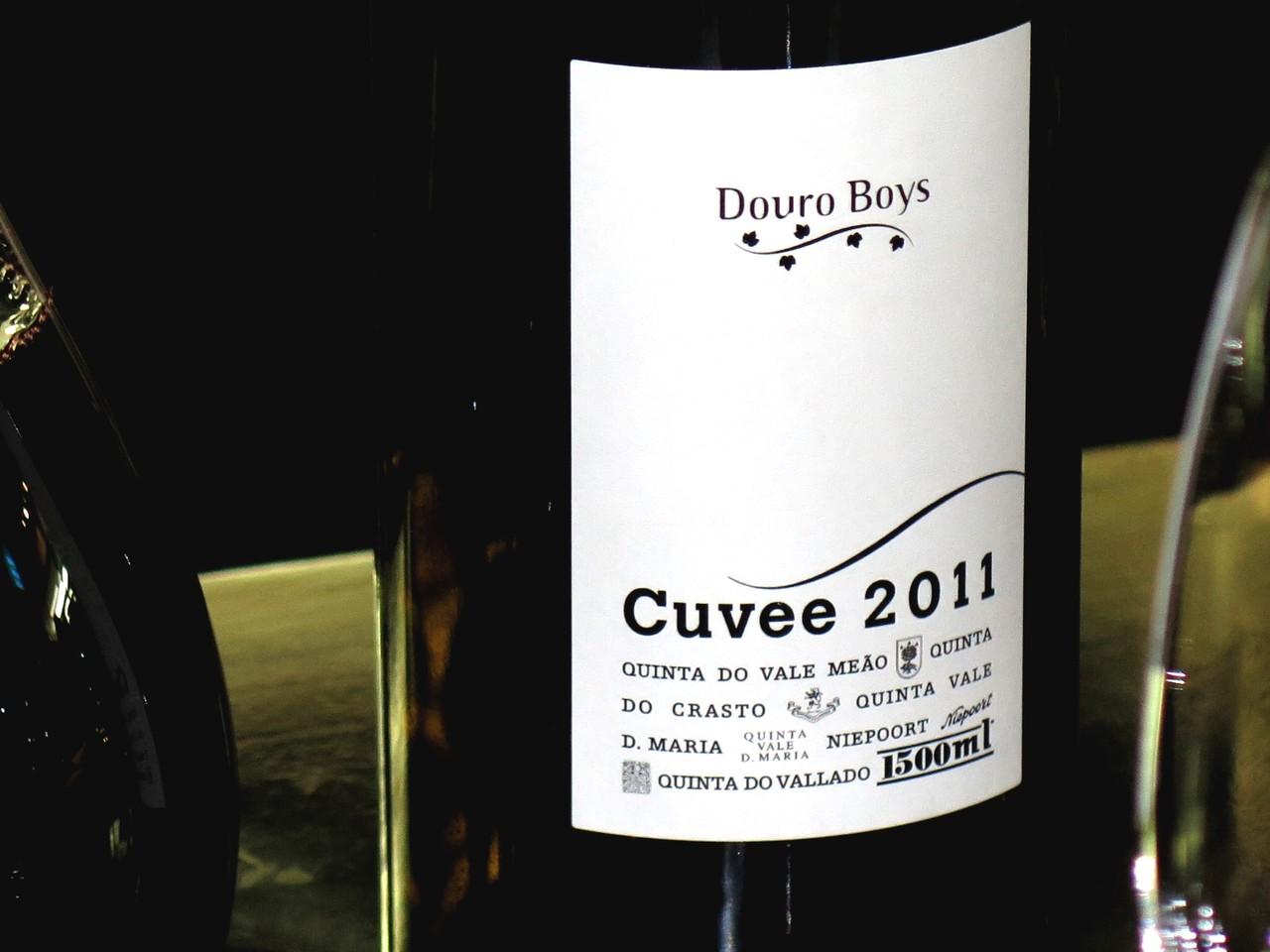 Douro Boys Cuvée tinto 2011 Magnum