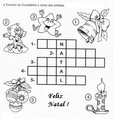 natal atividades desenhos noel neve present rena20